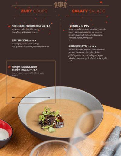 Zupy i sałatki